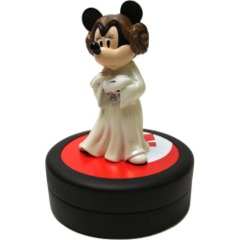 Minnie as Princess Leia Disney Star Wars Weekends 2011 With Pin