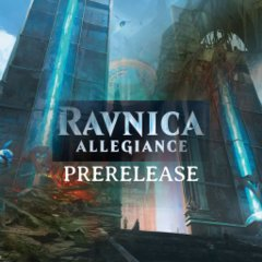 Ravnica Allegiance Prerelease Entry Preregistration