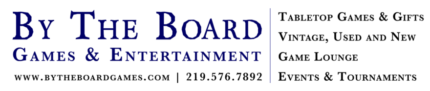 By The Board Games & Entertainment