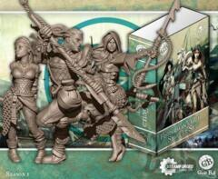Guild Ball: Fisherman: Starter Set