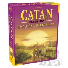 Catan Exp: Traders & Barbarians