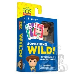 Something Wild CG: Toy Story