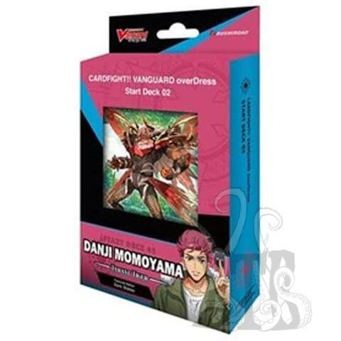 CFV: Danji Momoyama - Tyrant Tiger SD