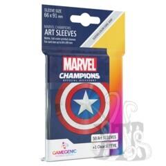 DP: MC LCG: Captain America