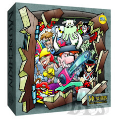 Munchkin Monster Box: ACD Exclusive
