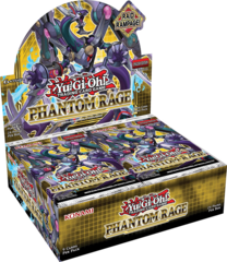 Phantom Rage Booster Box (24 packs)