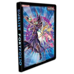 Yu-Gi-Oh! 9-Pocket The Dark Magicians Duelist Portfolio