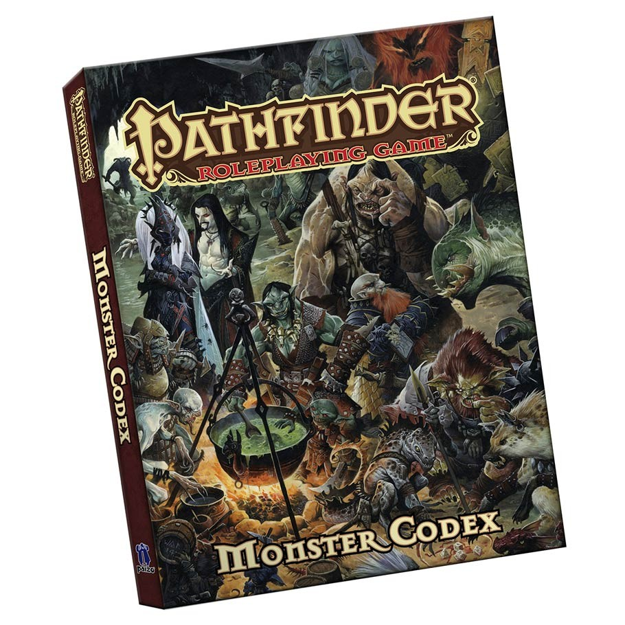 Pathfinder: Monster Codex (Pocket Edition)