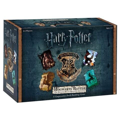 HP:Hogwarts Battle: Monster Box Monsters