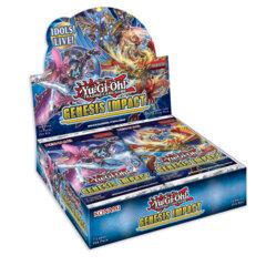 Genesis Impact Booster Box (24 packs)