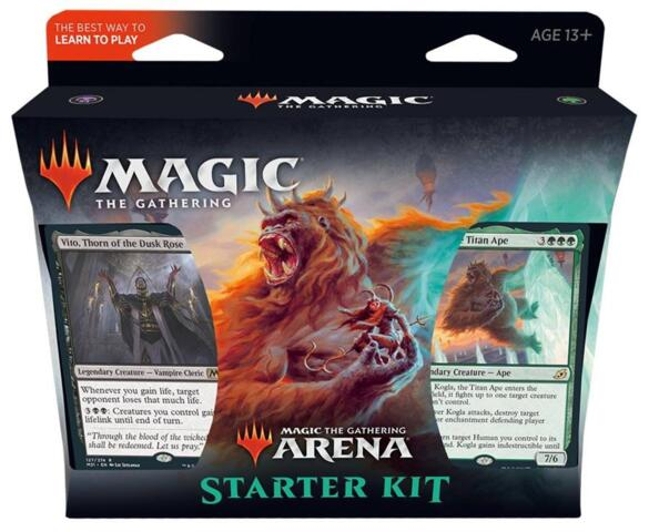 MTG Arena Starter Kit ( Core Set 2021)