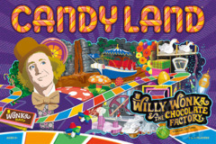 Candyland Willy Wonka