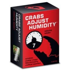 Crabs Adjust Humidity: Volume 7