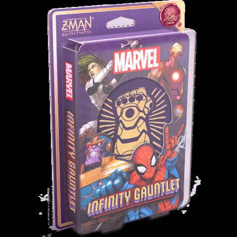 Marvel Infinity Guantlet: A Love Letter Game