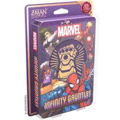 Marvel Infinity Guantlet: A Love Letter Game