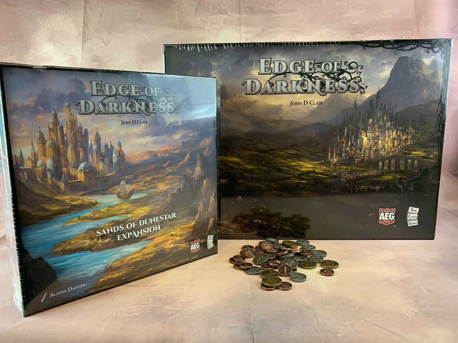 Edge Of Darkness Kickstarter Edition