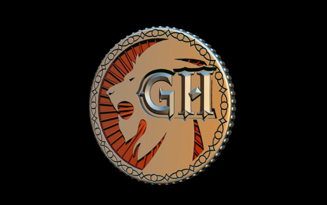 Gloomhaven Challenge Coin