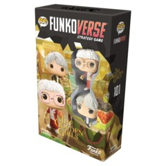 Pop! Funkoverse Strategy Game Golden Girls 101 Expandalone: Dorothy & Sophia