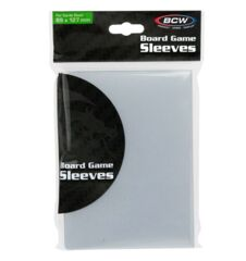 Board Game Sleeves 89x127mm (50)
