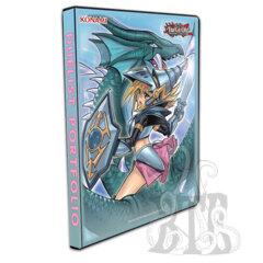 Dark Magician Girl - The Dragon Knight 9-Pocket Portfolio