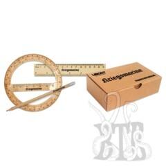 U-BOOT - Wooden Plotting Tools