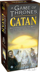 A Game of Thrones: Catan - Brotherhood of the Watch 5-6 Player Expansion