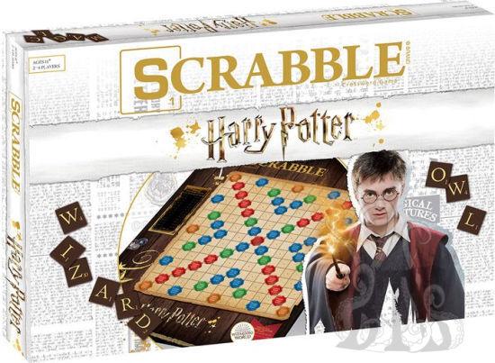 Scrabble: World of Harry Potter