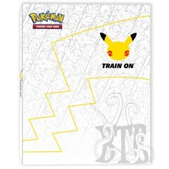 First Partner Collector's Binder- Holds 30 Oversized Cards