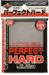 KMC Perfect Hard Sleeves (50)
