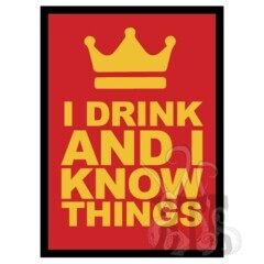 DP: I Drink and I Know Things! (50)