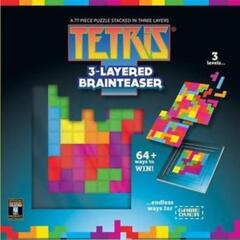 Tetris: 3-Layered Brainteaser