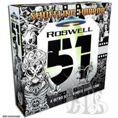 Roswell 51: A Retro Sci-Fi- B-Movie Board Game