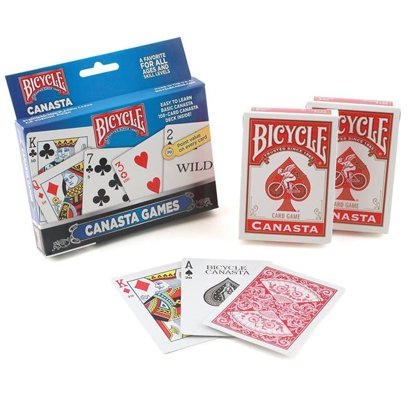 Bicycle - Canasta Games