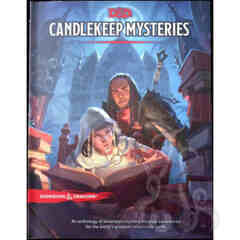 DUNGEONS AND DRAGONS 5E: CANDLEKEEP MYSTERIES