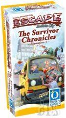 Escape: Zombie City the Survivor Chronicles Expansion 1