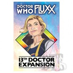 Doctor Who Fluxx 13th Doctor Expansion