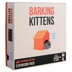 Barking Kittens: Exploding Kittens Expansion #3