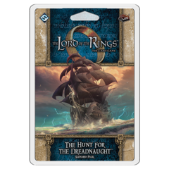 LotR: The Card Game: The Hunt for the Dreadnaught Scenario Pack