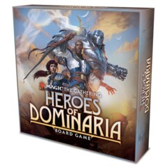 MtG: Heroes of Dominaria Board Game