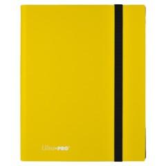 Eclipse Pro-Binder Portfolio - Yellow (360 cap.)