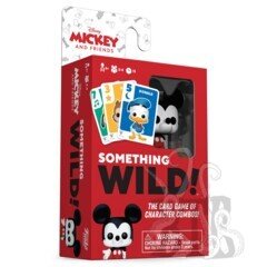 Something Wild CG: Mickey & Friends