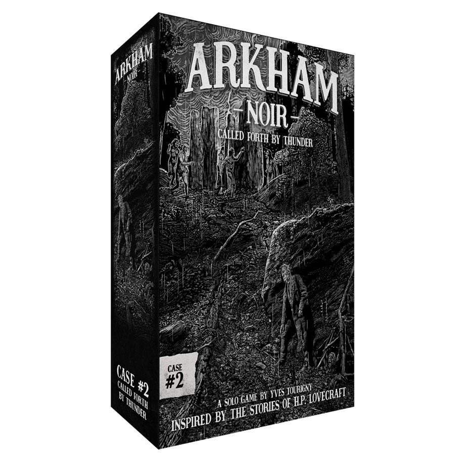 Arkham Noir: #2: Called Forth By Thunder