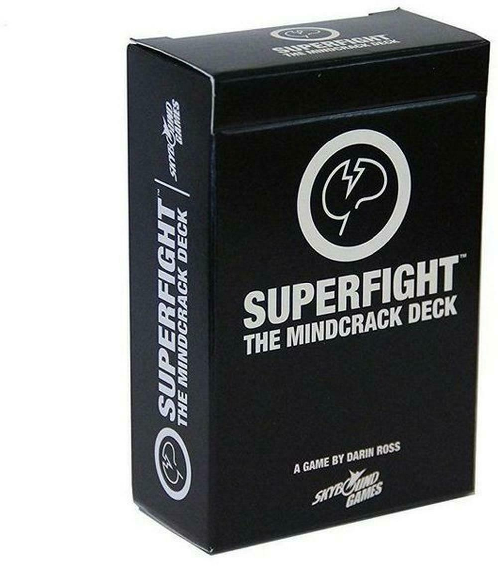 SUPERFIGHT: The Mindcrack Deck