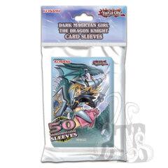 Dark Magician Girl - The Dragon Knight Deck Sleeves (50)