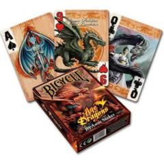 Bicycle - Age of Dragons Playing Cards