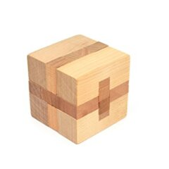Wooden Square Puzzle