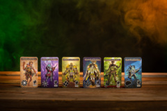 Gloomhaven Collector's Pin Set