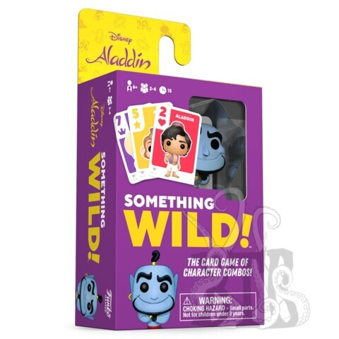 Something Wild CG: Aladdin