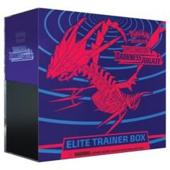 Pokemon Elite Trainer Box - Darkness Ablaze