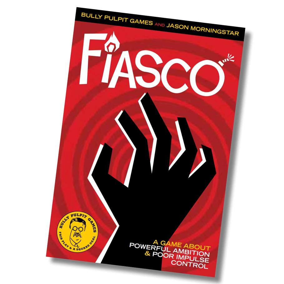 Fiasco: Boxed Edition